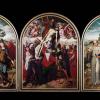 El Tríptico del Descendimiento, de Ambrosius Benson
