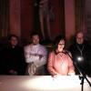 Emotiva glosa del Sudario por Susana Álvarez