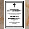 Misa por la hermana Visitación Brezmes