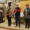 Se celebró el Vía Crucis de las cofradías riosecanas