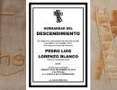 Misa por el hermano Pedro Lorenzo