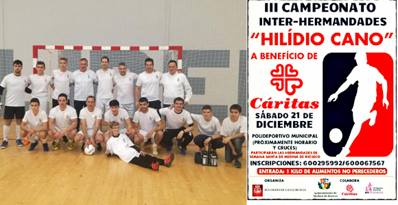 III Campeonato inter-hermandades «Hilidio Cano»