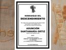 Misa por la hermana Asunción Santamaría