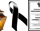 Ha fallecido la hermana Soledad Carnero