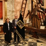 Eduviges Cerecedo y su esposo José Mª Cid